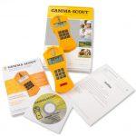 Detector de radiatii Gamma Scout
