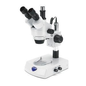 Stereomicroscop trinocular Optika zoom 7x- 45x SZM 2