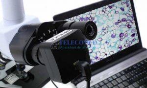 Camera USB pentru microscop OPTIKA B1 1,3Mp