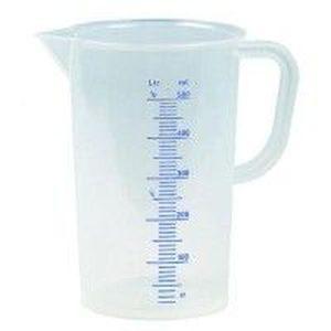 Pahar Berzelius material PP, forma joasa - 2000 ml