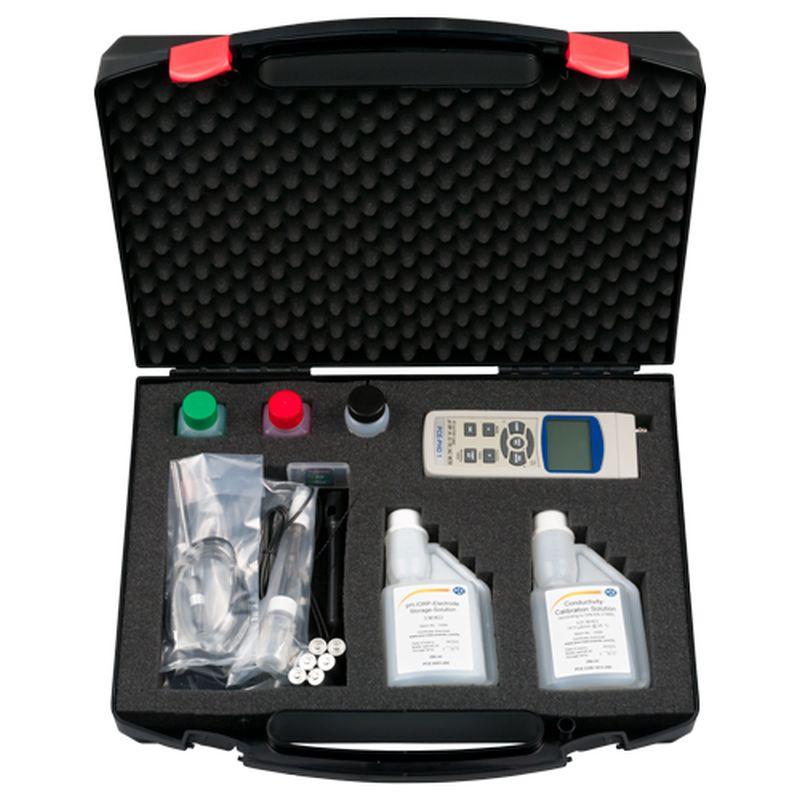 Oxigenometru pentru piscicultura