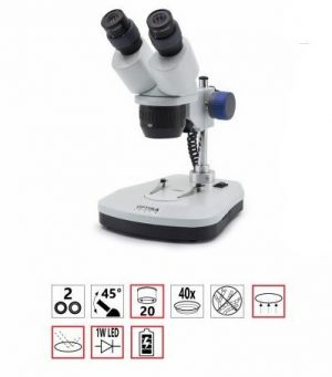 Stereomicroscop Optika 10x – 30x SFX32