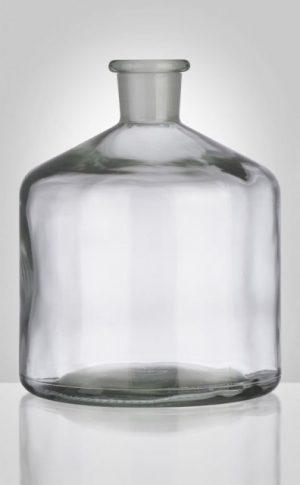 Sticla pentru biureta sticla alba