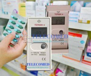 termohigrometru termikplus cu certificatde etalonare