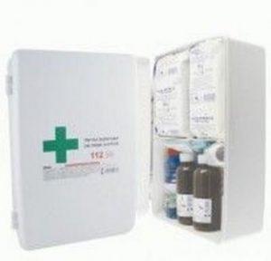 Trusa sanitara de prim ajutor fixa