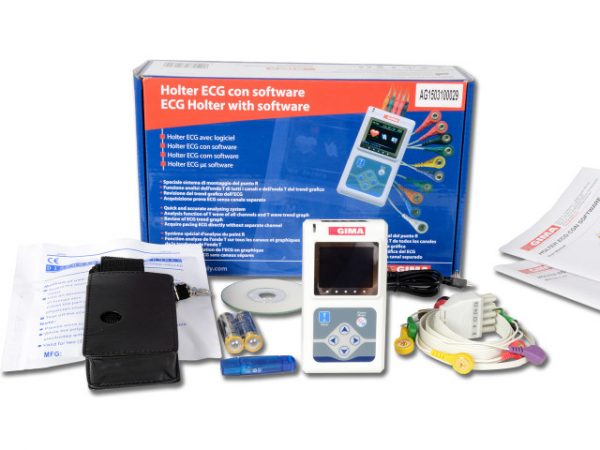 Holter ECG 12 canale cu software